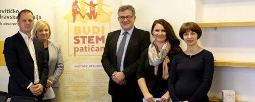"""Projekt """"Budi STEMpatičan"""" finalist natječaja za najbolji županijski EU projekt"""