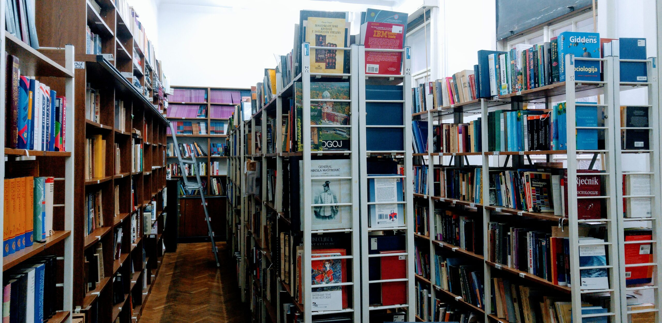Knjižnica Instituta Društvenih Znanosti Ivo Pilar