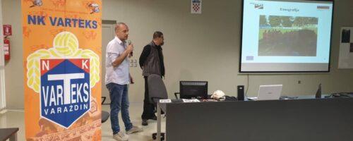 Projekt PROMISE: Kuda ide nogomet – nogometna romantika na Varteksov način