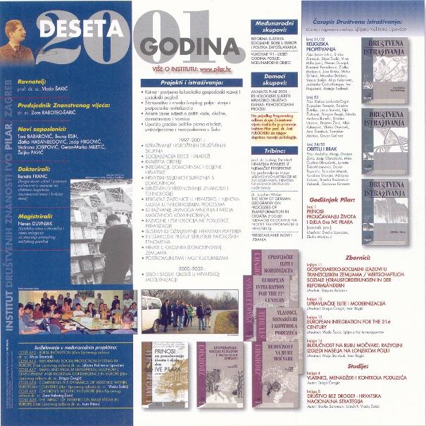 Povijest Instituta Ivo Pilar