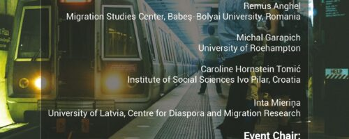 Online panel diskusija Immigration into Eastern Europe: new challenges