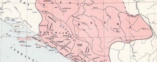 Povijesno oblikovanje etničkih identiteta na tlu južne Dalmacije