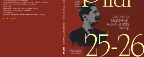 Objavljen dobroj 25-26. časopisa PILAR