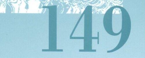 Objavljen 149. broj DRUŠTVENIH ISTRAŽIVANJA
