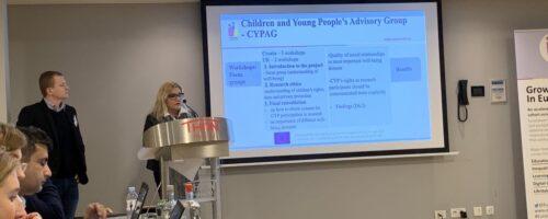 Znanstvenici Instituta na završnom sastanku i konferenciji EU Obzor2020 ECDP Projekta u Bruxellesu