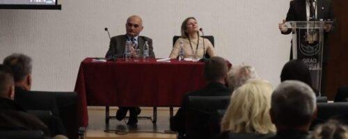 """Siječanjski osvrt na znanstveno-stručni skup """"Podravska Slatina u Domovinskome ratu""""; Slatina"""
