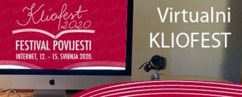 Dr. sc. Ljiljana Dobrovšak na Virtualnom Kliofestu 2020 predstavlja projekt  Prvi svjetski rat u kulturi sjećanja