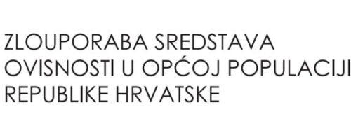 Znanstveno-metodološki pristup istraživanju zlouporabe sredstava ovisnosti u općoj populaciji Republike Hrvatske