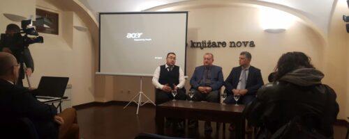 Dr. sc. Dražen Živić na panel-raspravi POTRAGA ZA OBEĆANOM ZEMLJOM