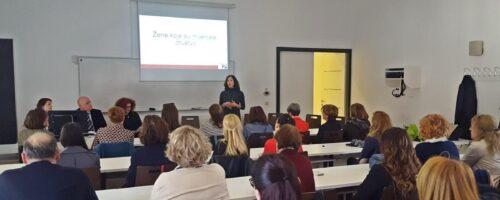 Okrugli stol o utjecaju javnog djelovanja žena na poboljšanje društva; Dubrovnik