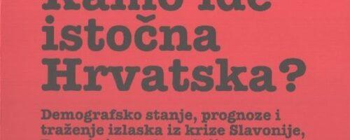 Predstavljanje zbornika KAMO IDE ISTOČNA HRVATSKA?; Vukovar