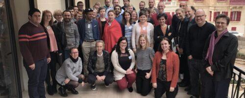 Projekt DARE: Policy Forum i 4. sastanak konzorcija projekta; Malta