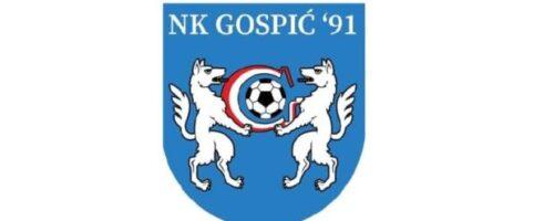 Povijest nogometnog kluba Gospić `91. - povodom sto godina profesionalnog nogometa u Gospiću